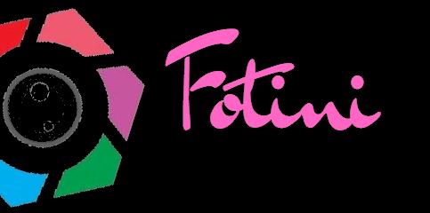 Fotini photo studio Logo